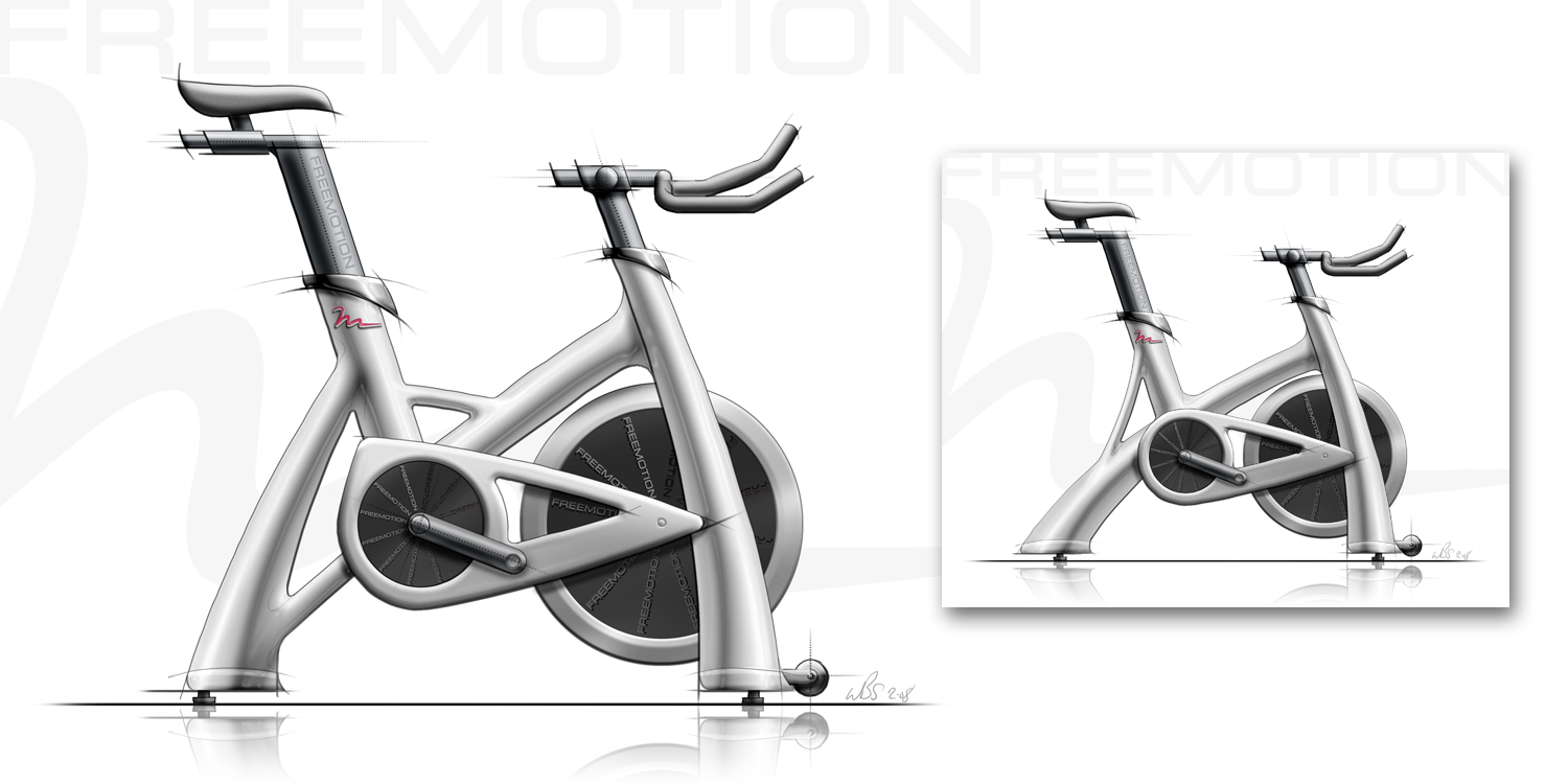 FreeMotion  |  studio cycle