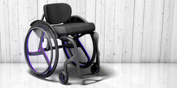 Carbon wheelchair