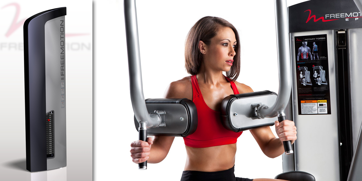 FreeMotion Fitness  |  machine set