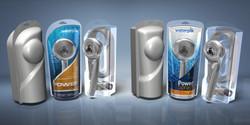 Waterpik  |  retail packaging