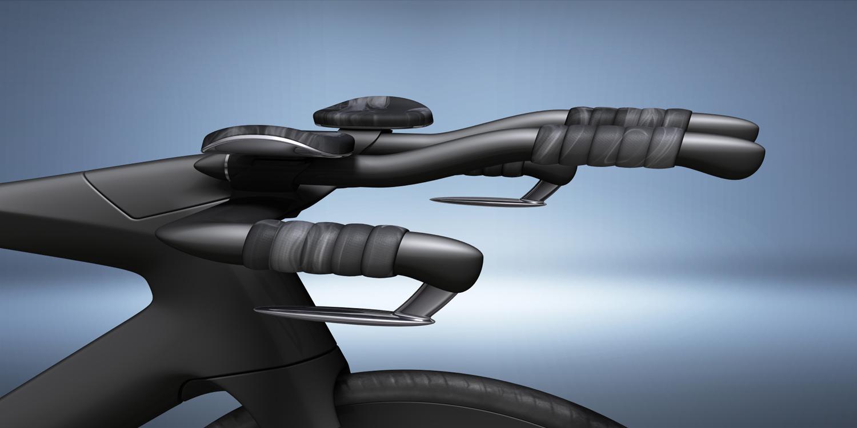 TT aero bar design