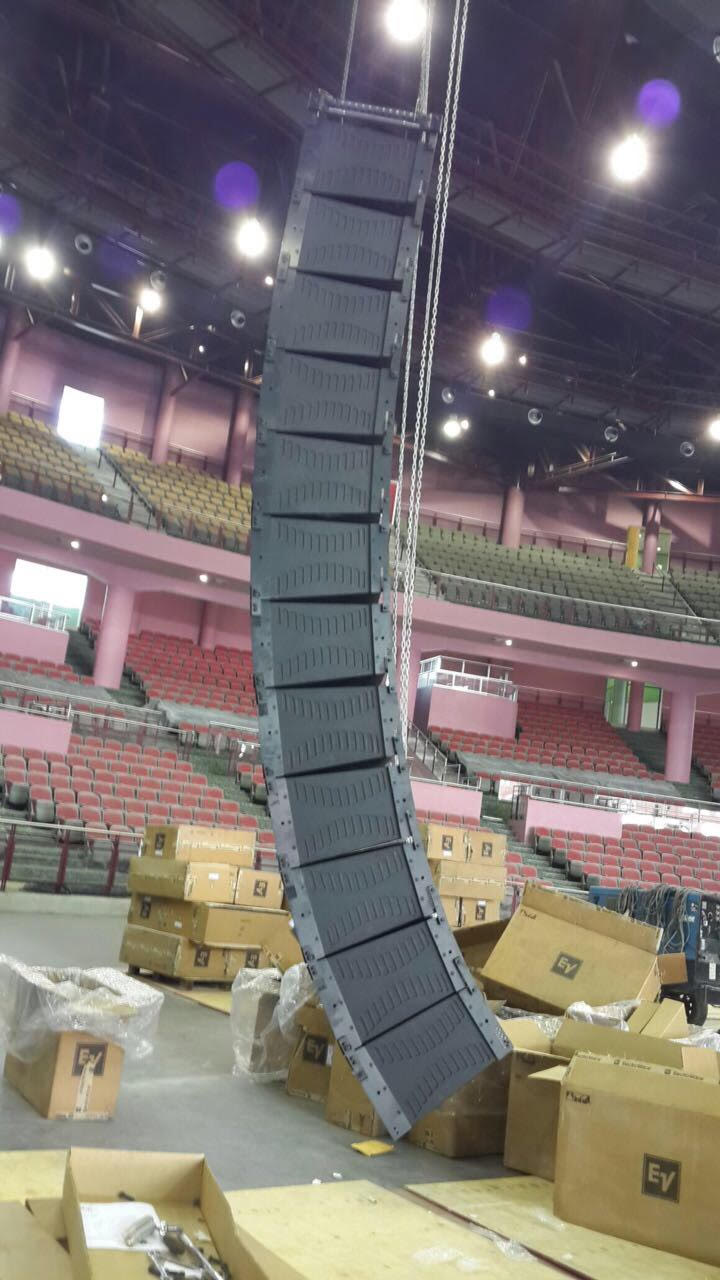 ShawPark Line-Array