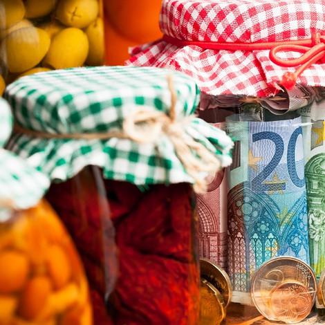 Money In Your Kitchen