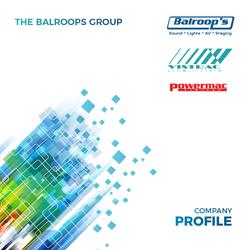 Balroop's-GroupCompany-Brochure