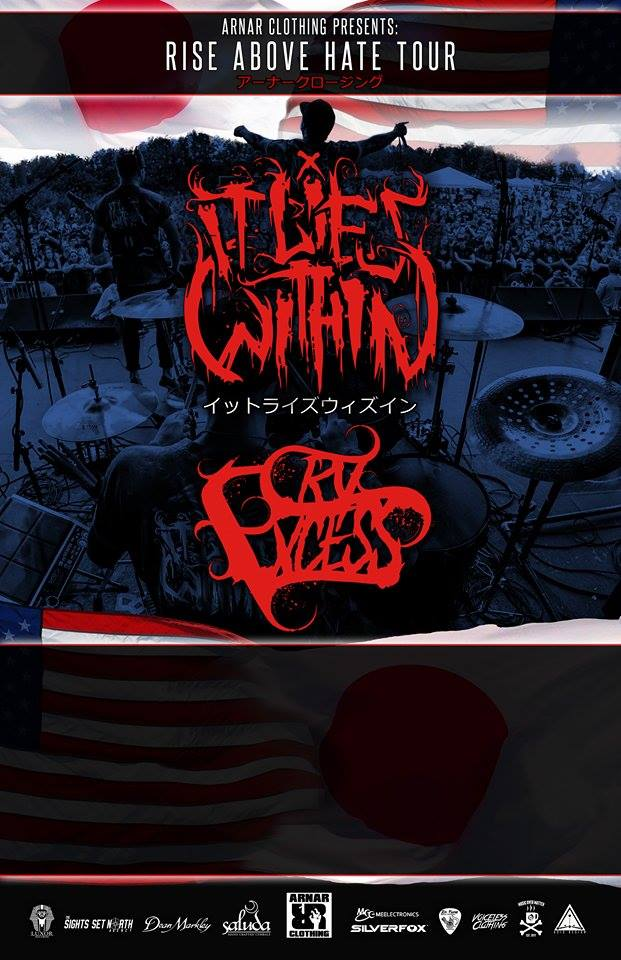 It Lies Within with Cry Excess