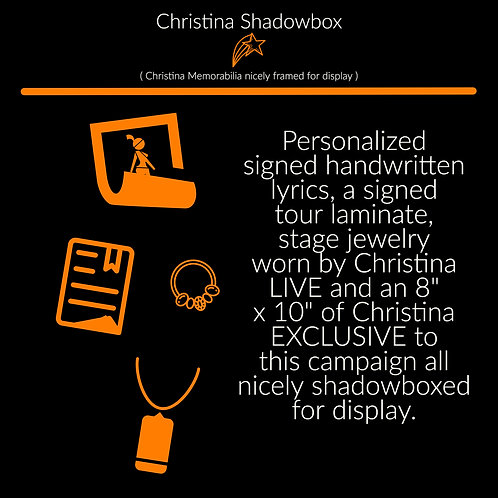 Christina Chriss Shadowbox