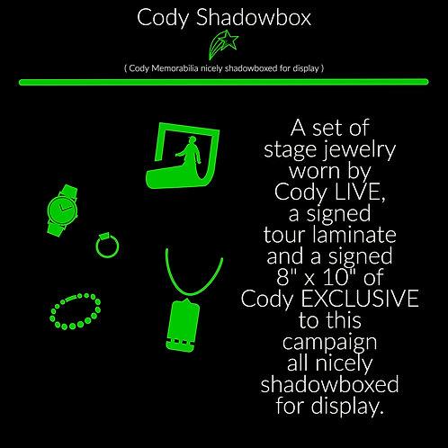 Cody Morales Shadowbox