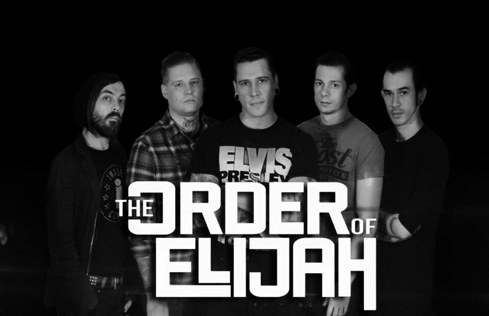 Luxor Records welcomes The Order Of Elijah.