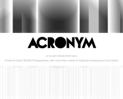 Acronym Review
