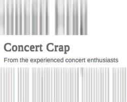 Concert Crap Review
