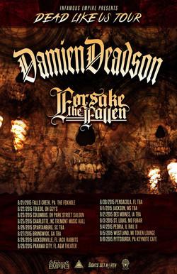 Dead Like Us Tour