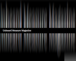 Unheard Measure Magazine Review