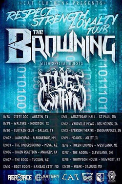 IT LIES WITHIN ANNOUNCE NEW TOUR