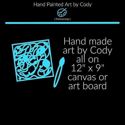 Hand Made Art by Cody