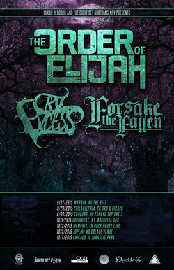 The Order Of Elijah with Cry Excess