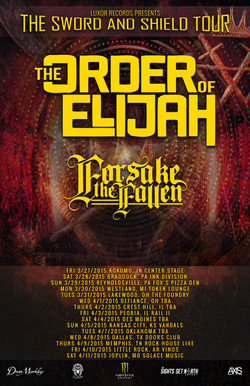 the sword and the shield tour