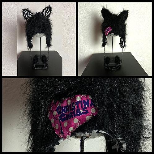 Christina Chriss Fuzzy Hat
