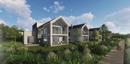 Luxury Coastal Houses