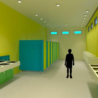Boys' Restroom