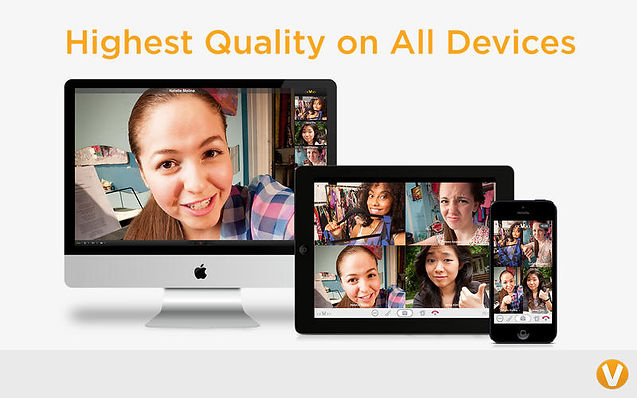 OoVoo - Free Video Conference for up to 12 participants