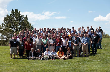 Group picture from DUG 2015 conference
