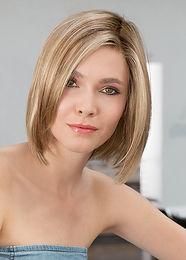 Carla deluxe, montée main en cheveux sythetiques,