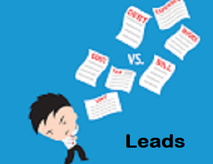 HOW ARE TAX RESOLUTION LEADS GENERATED? Tax leads, tax relief leads, tax resolution leads, tax settl