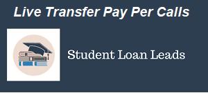 tax leads, student loan leads