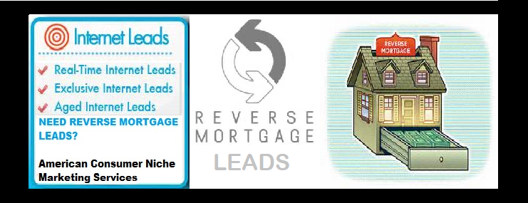 Reverse mortgage leads, tax resolution leads, tax leads, tax preparation leads, student loan leads