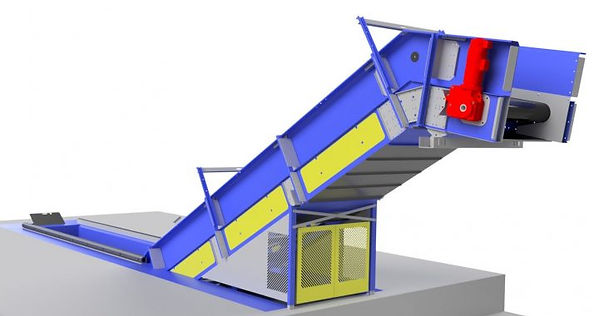 Bespoke Presona Conveyor Design