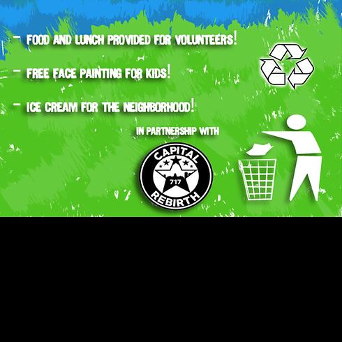 Urban Revolution Community Cleanup
