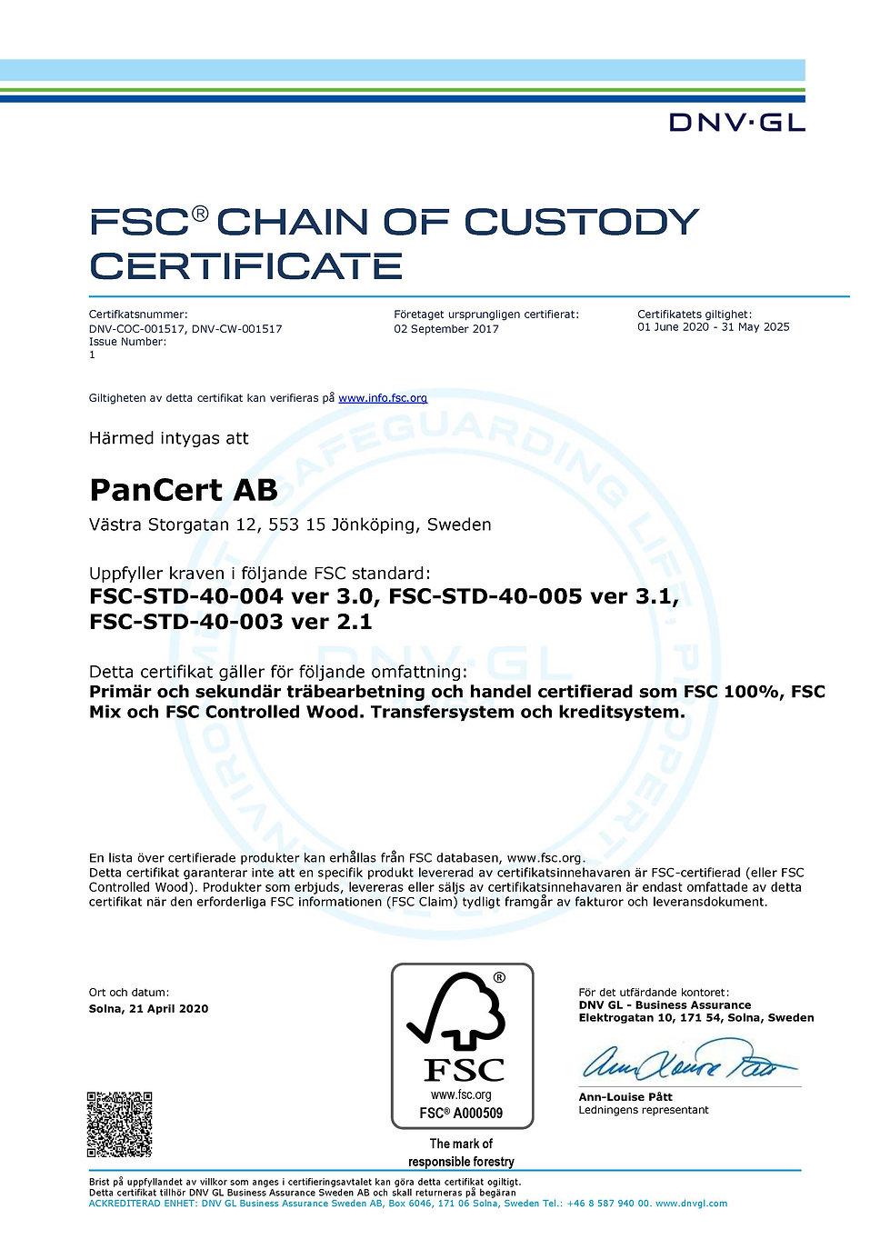 Certifikat DNV-COC-001517 Svenska.jpg