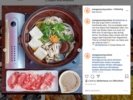 Wagyu Shabu surprise famous foodie's tast-buds