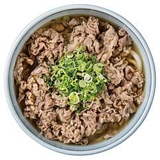 Shabu Beef Udon