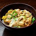 Chicken & Egg Bowl(Oyakodon)