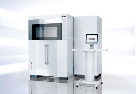 EOS P 810 - Serijska proizvodnja zahtjevnih komponenti putem laserskog sinteriranja polimera