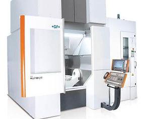 U našoj je ponudi strojne obrade: elektroerozija, CNC i obradni centri. Ova područja pokrivamo u suradnji sa švicarskom +GF+ Machining Solutions.