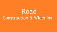 Road Construction & Widening