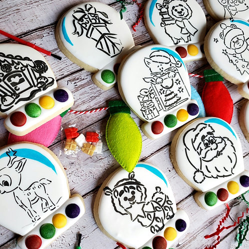 PYOC - Paint your own cookies 🎨