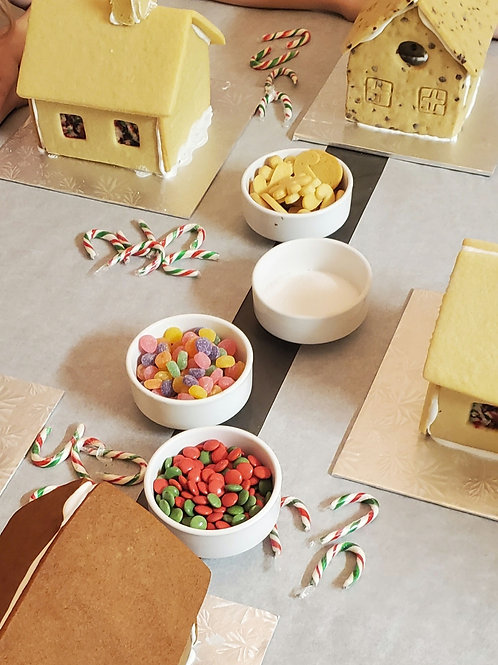 Gingerbread Houses - Dec 18/19th