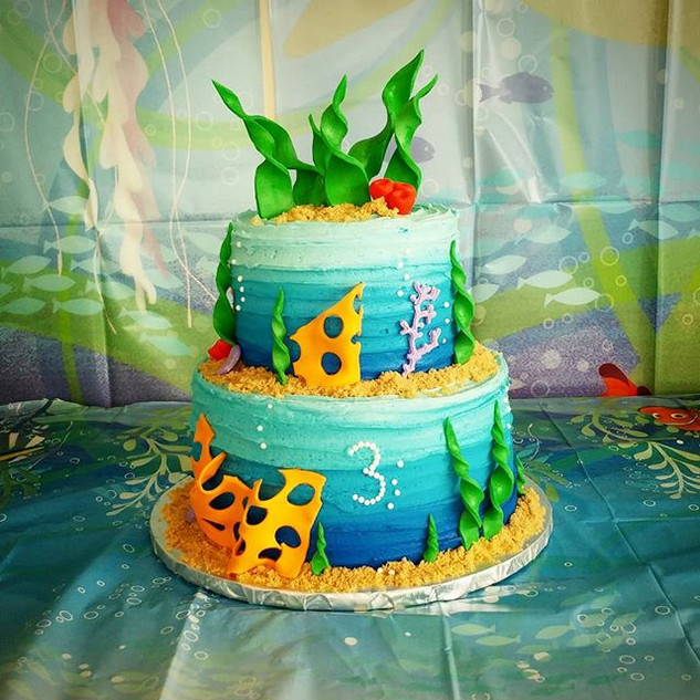 Under the sea birthday cake! ._._.jpe