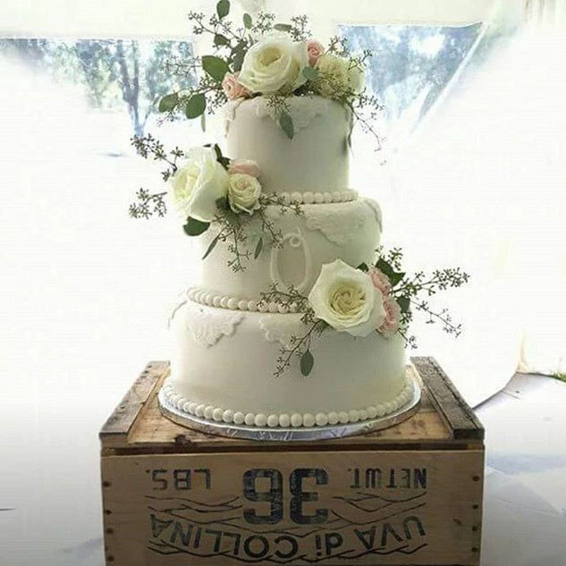 Ready to book your wedding cake for 2020