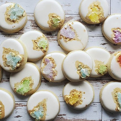 🌟 Gems and Jewels  These cookies could