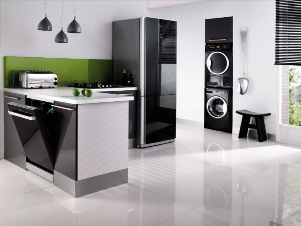 BEKO Black Appliances