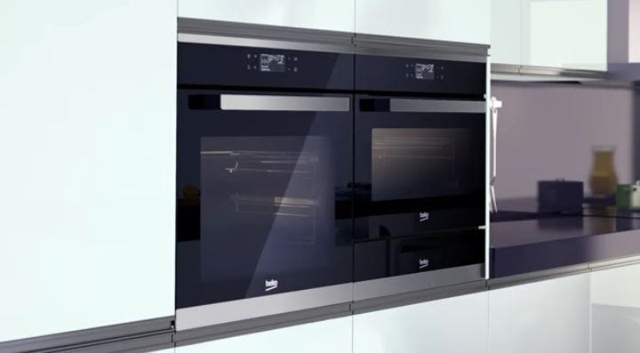 Beko Side by Side Oven and Microwave