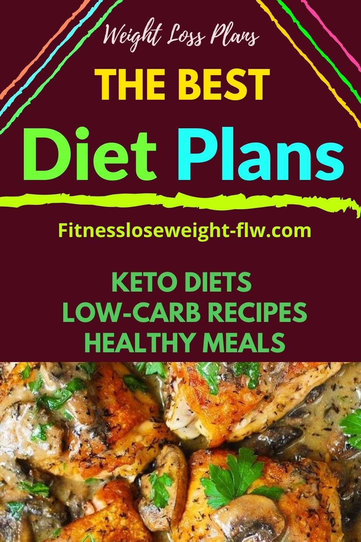 The Best Diet Plans | Keto Diet Plans 2021