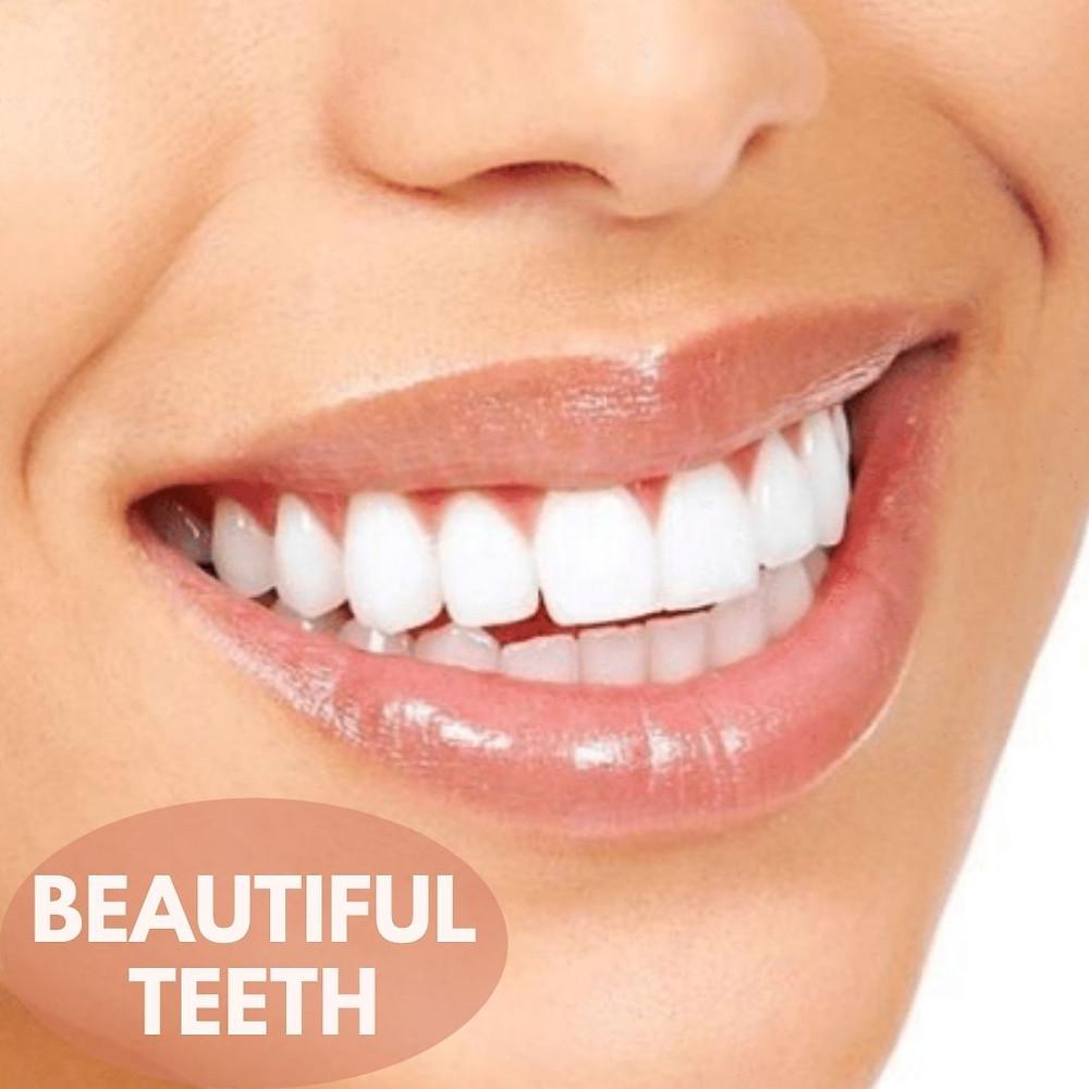 How to restore lost enamel on teeth