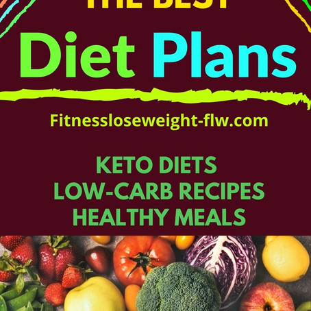 Get fit in 2021 | Best Keto Diet Plans