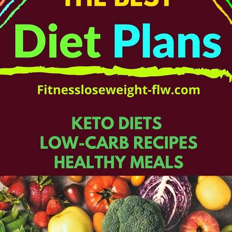 Get fit in 2021 | Best Keto Diet Plans