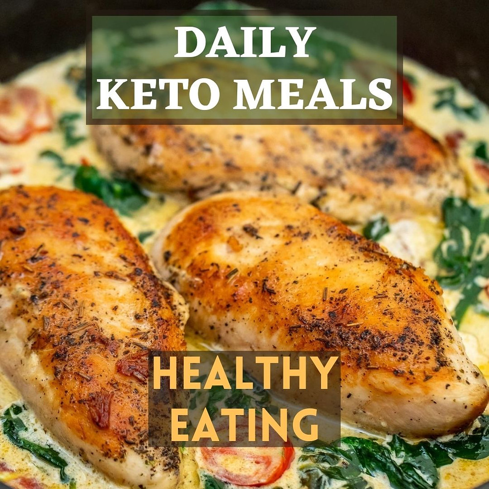 healthy recipes keto